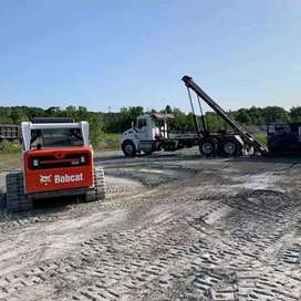 ASLEN RUBBLE REMOVAL TLB HIRE TIPPER TRUCK HIRE BOBCAT HIRE