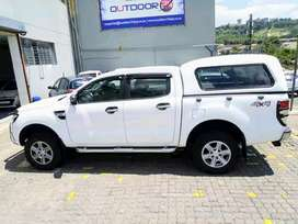 2015 Ford ranger Automatic double cab 4x4