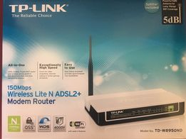 Router WiFi TP-Link TD-W8950ND ADSL+