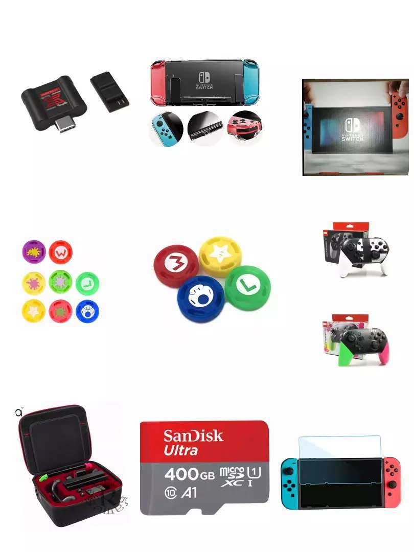 Ultimate (Hacked) Nintendo Switch package 0