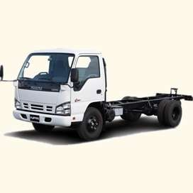 Looking for Isuzu NPR/NQR non runner truck