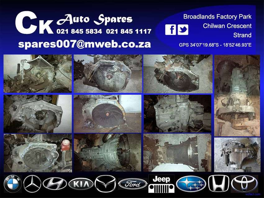 Gearboxes  for sale for most vehicles make and models. 0