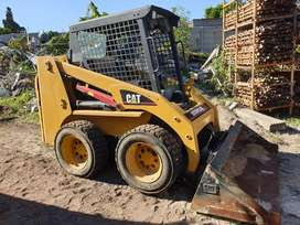 Cat 216b skidsteer for sale