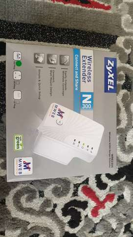 New wireless extender