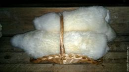 Ковёр коврик из ягнёнка овечья шкура