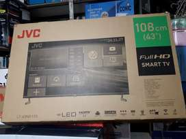 JVC 43inch Smart TV new in a box for only R4600 free delivery