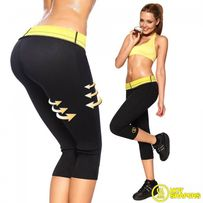 Комплект Hot Shapers Бриджи+пояс+топ для похудения,фитнеса