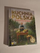 Kuchnia Polska - według Pawła Małeckiego - nowa zafoliowana