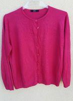 Różowy sweterek, Marks & Spencer
