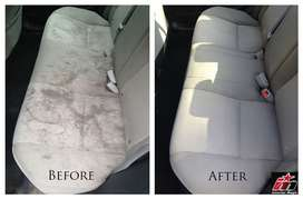 car seats ,mats and interior cleaning services