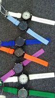 Nowe zegarki damskie męskie uniseks różne kolory super na prezent HIT