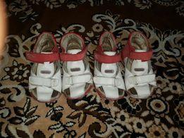 Продам сандали ( можно для двойни)