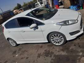 Ford Fiesta EcoBoost, 1.0L engine with Turbo