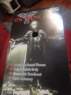 12 inch the crow action figure neg