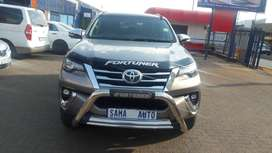 Toyota Fortuner 2.8 GD6 auto