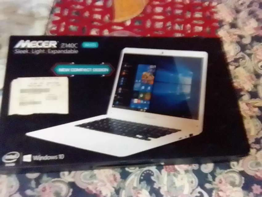 Laptop Mercer white 0