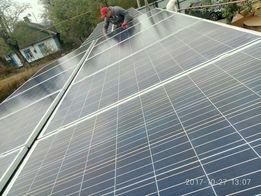 Солнечные панели моно и поликристал от 265 до 330 вт rizen