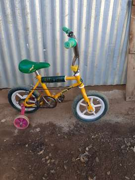 Springbok kids bicycle