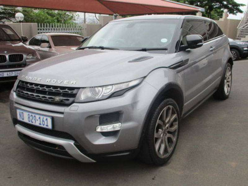 2013 Land Rover Evoque 2.0 Si4 Dynamic for sale 0