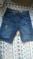 Мужские джинсовые шорты HM