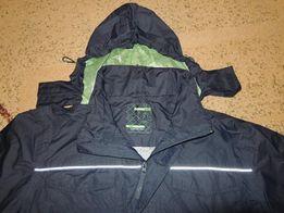 продам новую фирменную куртку ветровку TCM (Германия) р.164