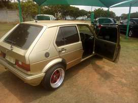VW Golf 1.4i fuel injection
