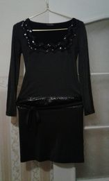 Шикарное нарядное платье р.38