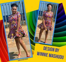 Pattern making & sewing course online