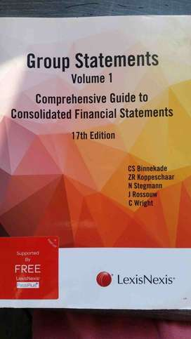 Group Statements volume 1 and 2 17th edition