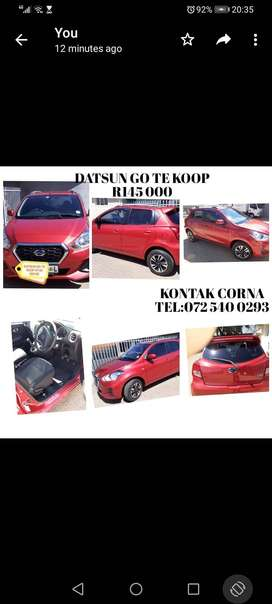 Datsun go for sale