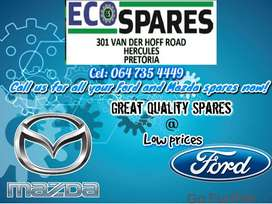 Ford and mazda car parts for sale