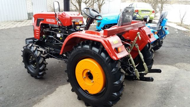 Трактор Шифенг SF 244 4×4, 24к.с Винница - изображение 2