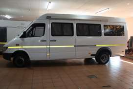 Mercedes-Benz sprinter campervan