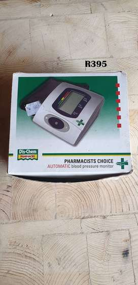 Pharmacists Choice Automatic Blood Pressure Monitor