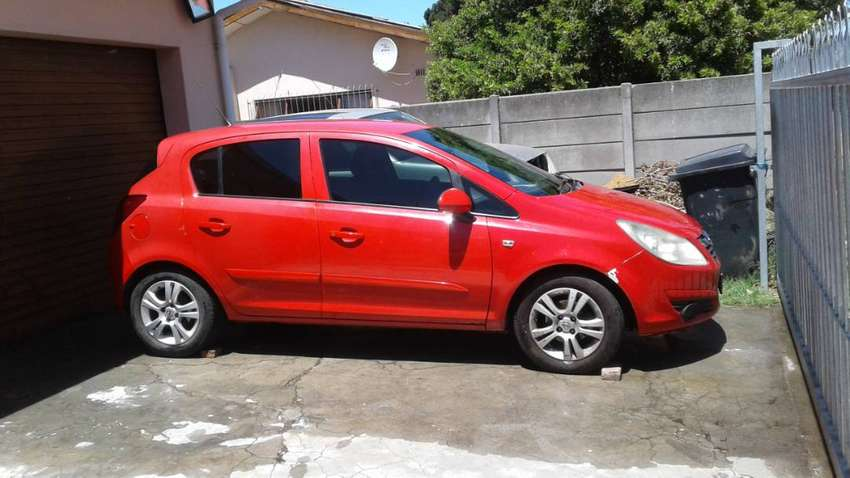 2008 opel corsa for sale as is 0