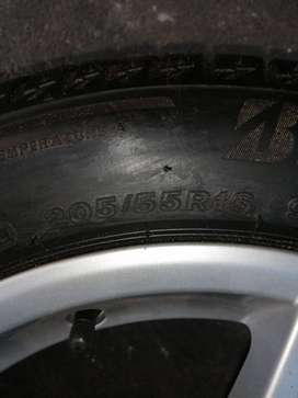 Audi A3 R16 Rims & Tyres for Sale