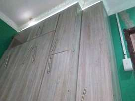 Doing kitchen built in and wardrobe