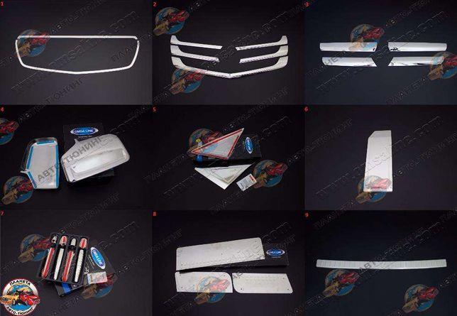 Хром - пакеты Sprinter 906/315 Хром накладки Спринтер 901/313 Винница - изображение 2
