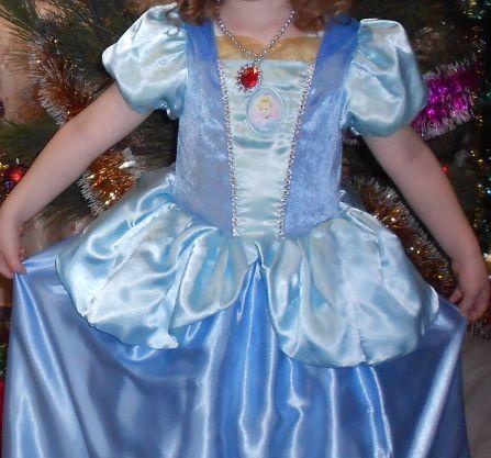 Двустороннее платье Disney Золушка Белль Новомосковск - изображение 3