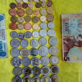 Selling Mandela Coins and other africa Coins and queen elizabeth coins