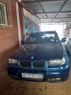BMW X3 Very good condition