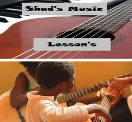 Guitar, Piano, Vocal and Music Theory