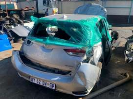 2014 Toyota Auris Stripping For Spares