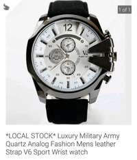 Image of Luxury Military Watch