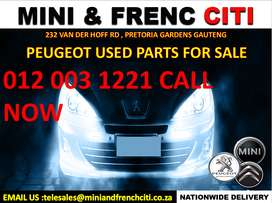 Various used Peugeot gearboxes for sale