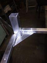 Сварка алюминиевых , нержавеющих металлоконструкций аргоном