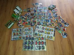 Karty piłkarskie kolekcjonerskie 1214sztuk Sprzedaję w całości.