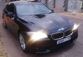2011 Bmw 520d M Sport Package f10 R165000