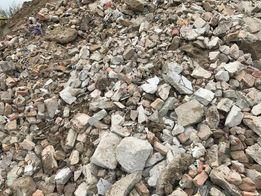 Oddam Gruz ceglano-betonowy przesiewany
