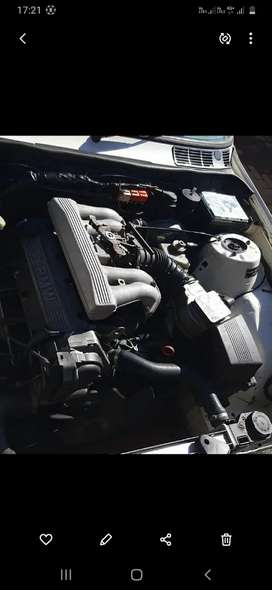 BMW 2xM40 engines with one gearbox and computerbox to swap for a 325i